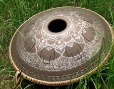 guda 2.0 steel tongue drum