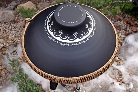 Handpan rope decoration