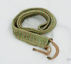 Rope decoration for handpans and tongue drums