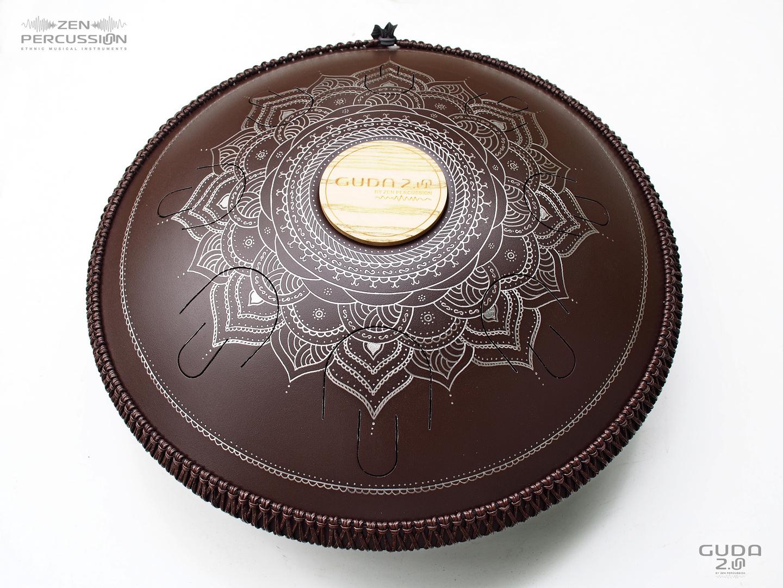 ice flower overtone tongue drum design. Black Bedroom Furniture Sets. Home Design Ideas