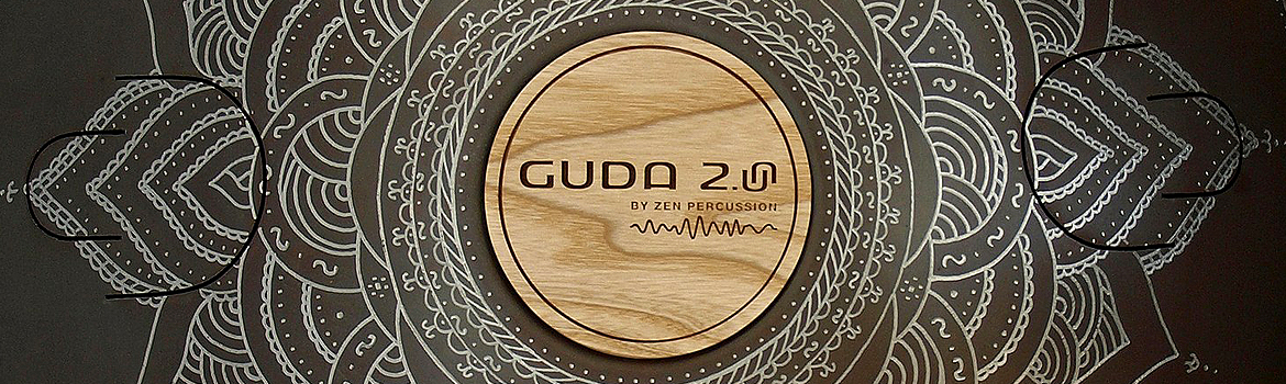 Guda drum by Zen Percussion