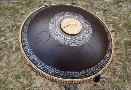 Guda steel tongue drum Basic