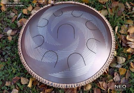 Neo drum, Vortex design