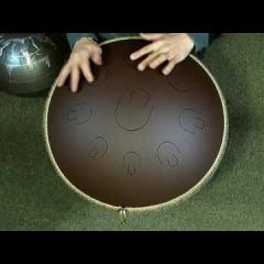 "Zen Percussion Drum 2.0 Plus. ""Zen Trance"" scale."