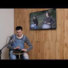 Guda Ortus. Hang Massive - Once Again - Guda Drum Cover Version (Anatoliy Gernadenko plays)
