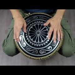 Coin Brass. Celtic Minor / Sakti scales (Guda Drum)