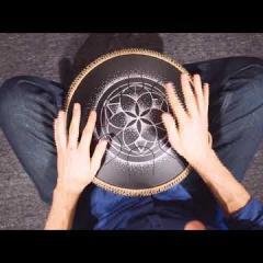 Guda Lessons. Practicing on rhythm: 5/4. Part 2