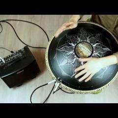 Guda Double Fx. Zen Trance/Celestial scale