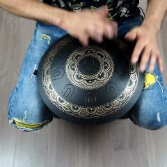 Guda Coin Brass. Hutsul/Arcane scales