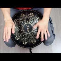 Guda Coin Brass. Trance scale/ African scale