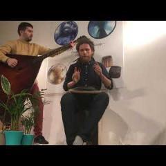 Guda Drum Ortus - Pasha Aeon, DoubleBass Balalaika- Andrey Dolgov
