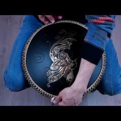 Guda Coin Brass. Sabye E \ African C# scales