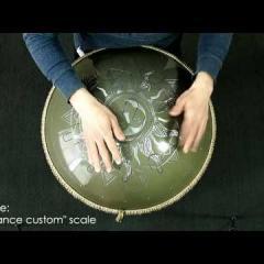 "Guda Double. ""Zen Trance"" custom scale / Custom scale."