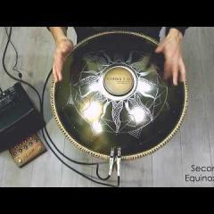 Guda Double FX. Zen Trance/Equinox scale