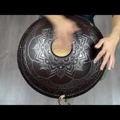 Guda Double. Gypsy Minor/ Kurd scales