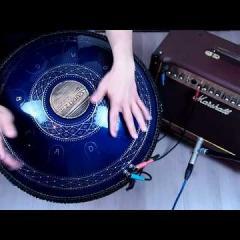 Guda Double FX. Minor pentatonic/Major pentatonic scales
