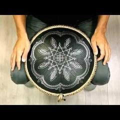 Guda Coin. Sakti scale / C major pentatonic scale. Acoustic and plugged in