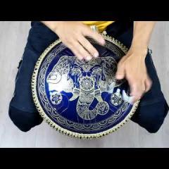 Guda Coin Brass. Kurd /Celtic minor scales