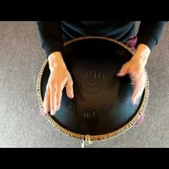 Guda Bass Ortus (11 tongues).Minor pentatonic scale