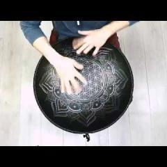 Guda Double Fx. Zen Trance/Acebono scale, 432 Hz. Multi-Fx box.