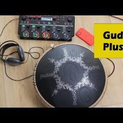 "GUDA Plus 2.0 Fx. Celtic Minor scale/""SteelPan"" option. Performed by Anatoliy Gernadenko (GUDA Drum)"
