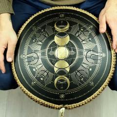 Coin Brass.  Aurora / Twighlight scales