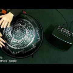 "Double FX. ""Zen Trance"" scale / ""Equinox"" scale"