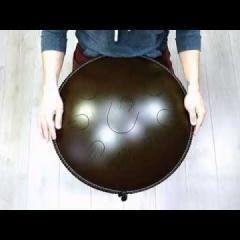 Guda Double Fx. Celtic minor/Acebono scale
