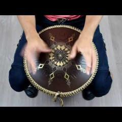 Guda Ortus Brass. Trance E scale