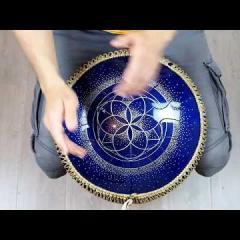 Guda Coin Brass. сelestial/Enigma scales