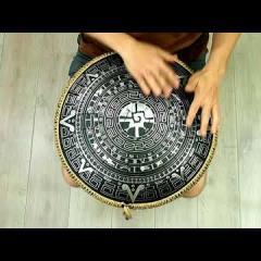 NEO 9. ZenTrance scale. Maya design.