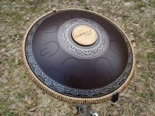 Guda steel tongue drum Basic