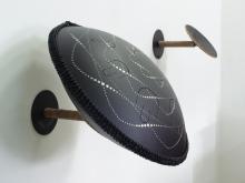 handpan onwall magnet mount