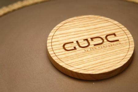 Guda Neo 9 steel tongue drum. Carpus Koi. Photo 6. plug