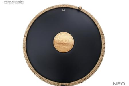 Guda Neo 9, shagreen black. photo 5 back side