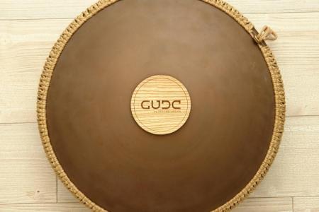 Guda Neo 9 steel tongue drum. Carpus Koi. Photo 5