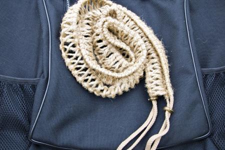 Guda rope decoration