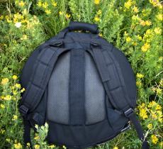 Travel bag. Photo 1 back side