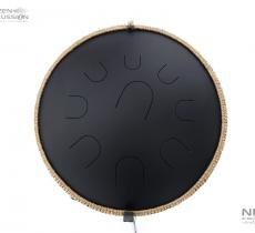 Guda Neo 9, shagreen black. photo 1
