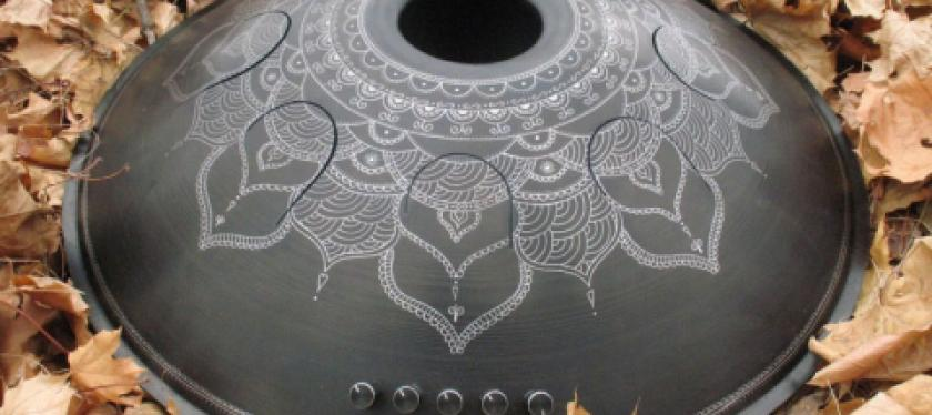 GUDA-Fx - Handpan drum